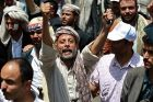 Yemen Shiites protest in support of Gaza