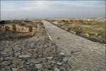 Excavation still incomplete, Ecbatana ancient site paved for tourists