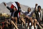 Friday Demonstrations in Yemen demand the prosecution of former ruler and end to western intervention