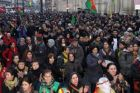 Kurds hold anti-ISIL rally in Paris