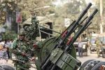 Bangladesh arms import rises by 33pc in 2011-2012 fiscal year