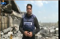 Beit Hanoun: There's rubble everywhere